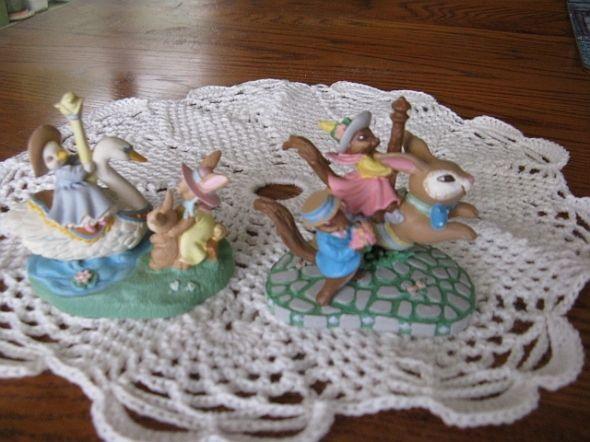 Avon Figurines