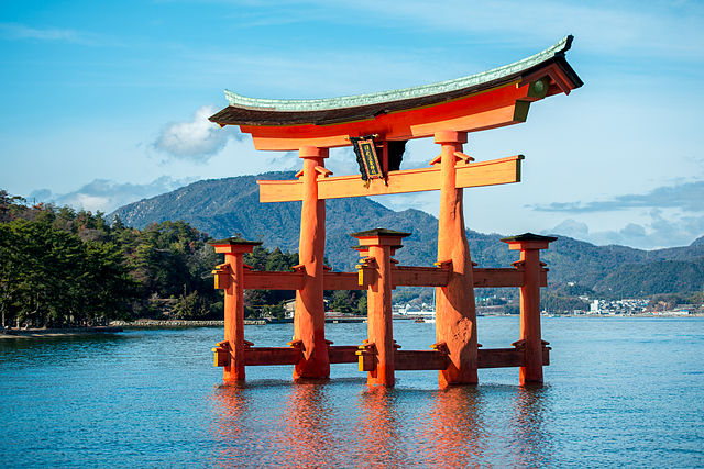 itsukushima_gate