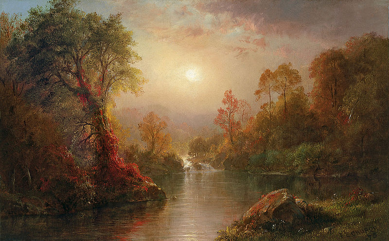 Frederic_Edwin_Church_-_Autumn