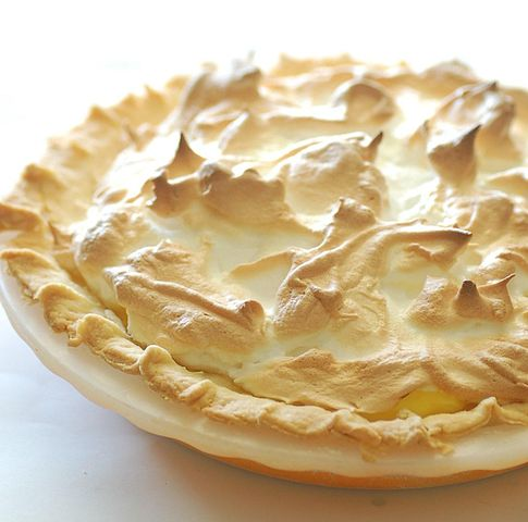 Cooked Lemon Meringue Pie